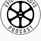Epic Film Guys - Film Reel White by epicfilmguys