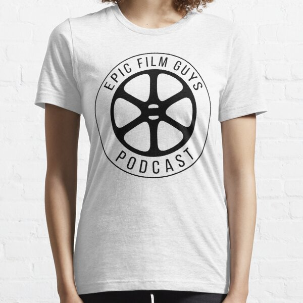 Epic Film Guys - Film Reel White Essential T-Shirt
