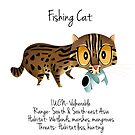 Fishing Cat by rohanchak