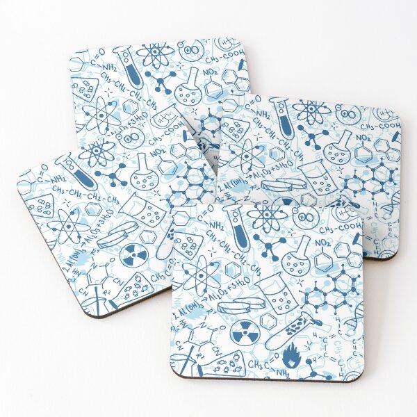 Chemistry Coasters (Set of 4)