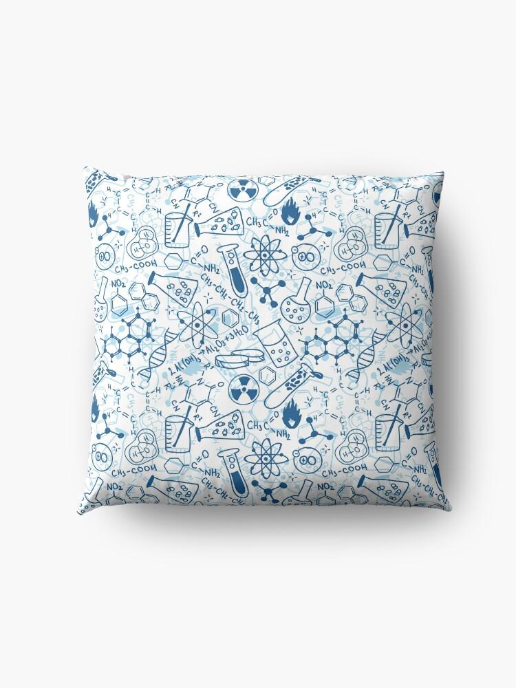 Alternate view of Chemistry Floor Pillow