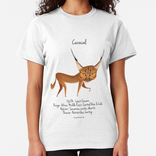 Caracal Classic T-Shirt