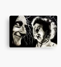 EYE-gore Canvas Print