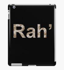 Marine Corps Rah Apparel and Merchandise.  iPad Case/Skin