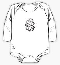 Cedar cone One Piece - Long Sleeve