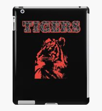 TIGERS Awesome animal for Men's Women's & Kids gifts artbyjfg iPad Case/Skin