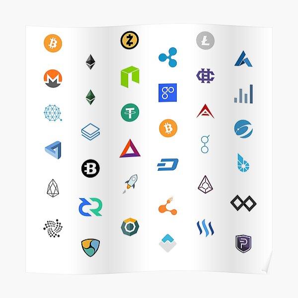 Crypto Mania Poster