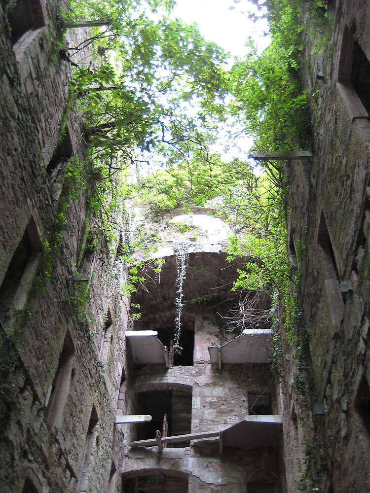 Bodmin Gaol by Charlotte K