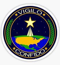 Bureau of Strategic Emergency Command - Full Color Sticker