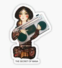 The Secret of Mana Sticker