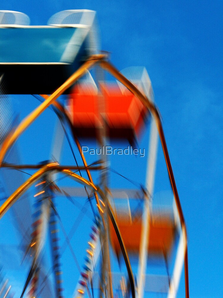 Ferris Wheel by PaulBradley
