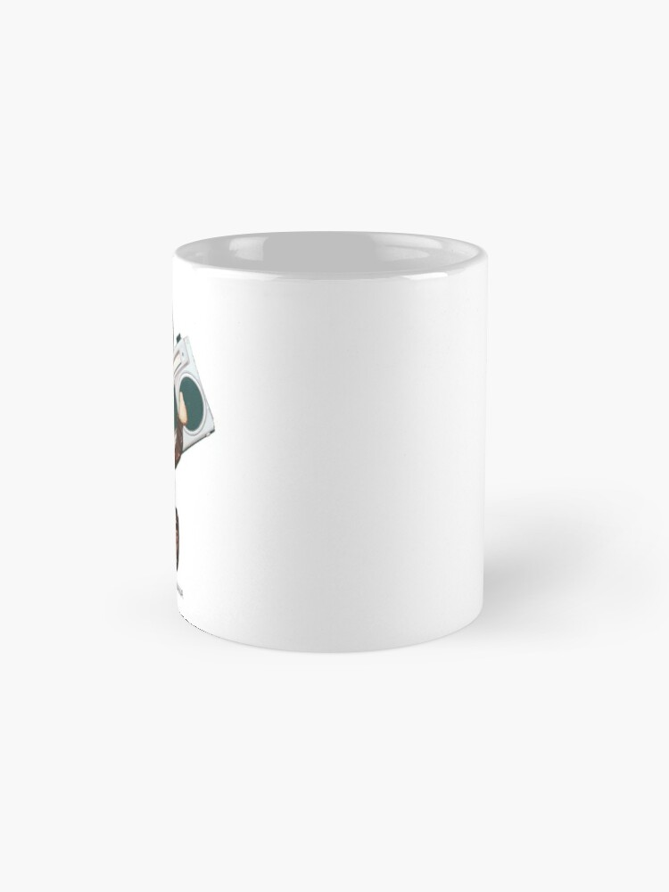 Alternate view of The Secret of Mana Mug