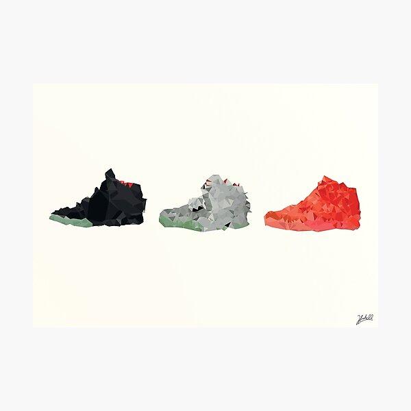 Affiche Nike Yeezy 2 Impression photo