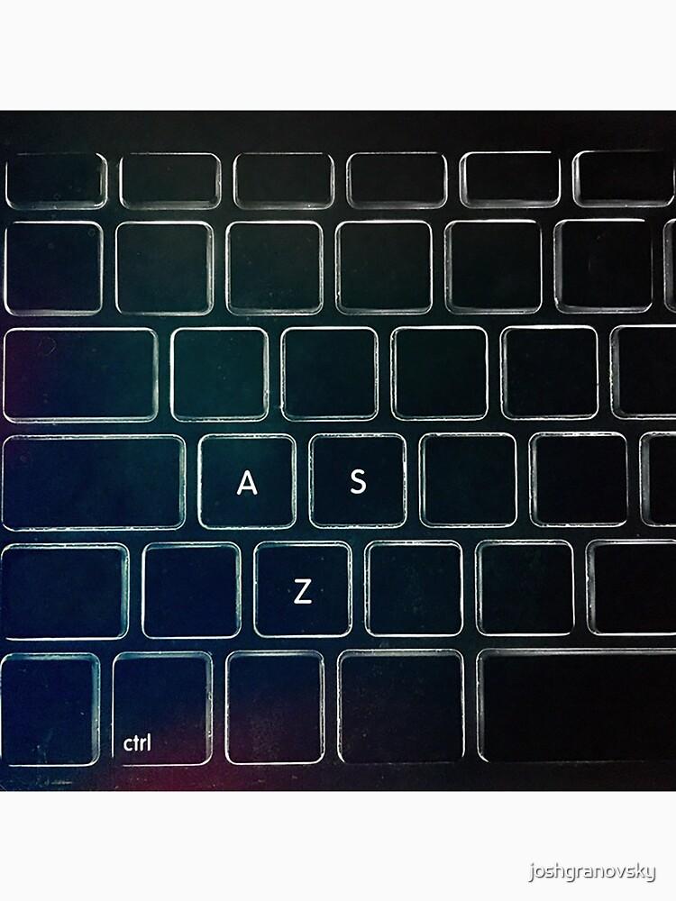 SZA - STRG Tastatur von joshgranovsky