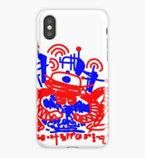 Signal Hoarder iPhone Case