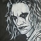 The Crow by outofthedust