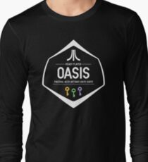 OASIS - READY PLAYER Long Sleeve T-Shirt