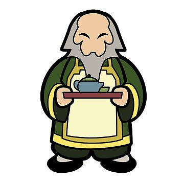 Tea Master Iroh by Cedarseed