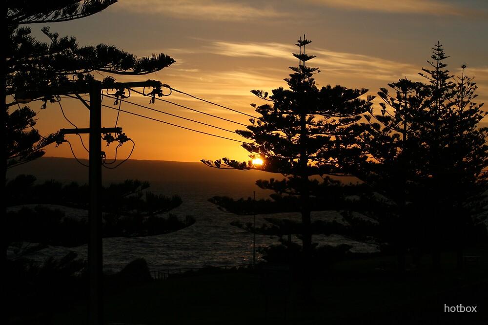 Sunrise Kangaroo Island by hotbox