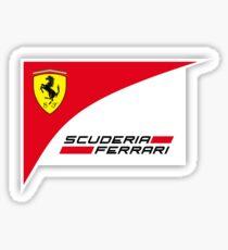 Scuderia Ferrari LOGO Sticker