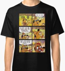 This is Fine (Full - 6 Panel Comic) Classic T-Shirt