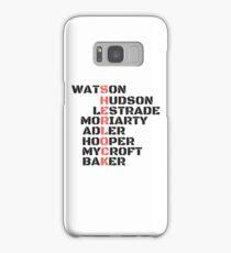 Sherlock Code Samsung Galaxy Case/Skin