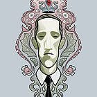 Lovecraft (pastel horror) by Ulit