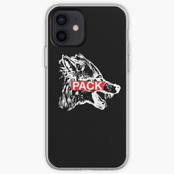 PACK - LIBERTUS Coque souple iPhone