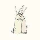 Bunny love! by Sandy Mitchell