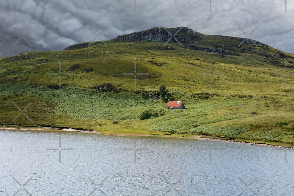 Isolated Bothy by SiobhanFraser
