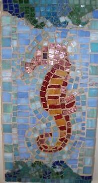 Seahorse by mosaicmaven