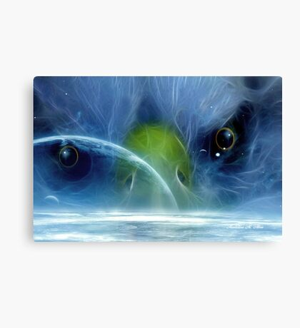 ~ GALAXY SPIRIT ~ Canvas Print