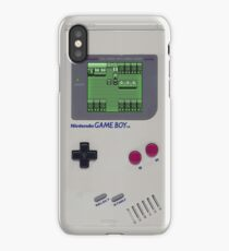 Gameboy Choose Your Pokemon iPhone Case/Skin