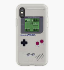 Game Boy Choose Your Pokemon iPhone Case