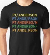 Paul Thomas Anderson Unisex T-Shirt