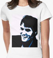 Elvis Presley by Tuticki Women's Fitted T-Shirt