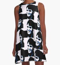 Elvis Presley by Tuticki A-Line Dress
