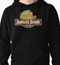 Jurassic Shark - Nosh the Helicoprion Pullover Hoodie