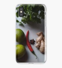 Chinese Vietnamese cuisine soup food iPhone Case