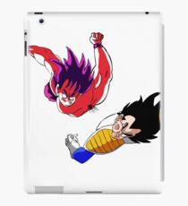 Goku VS Vegeta iPad Case/Skin