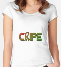 Cripe Women's Fitted Scoop T-Shirt