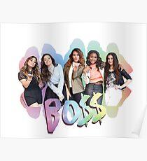 Fifth Harmony Rainbow BO$$ Poster
