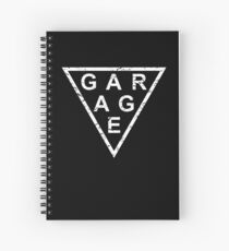Cuaderno de espiral Stylish Garage