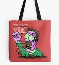 The Walking Ned Tote Bag