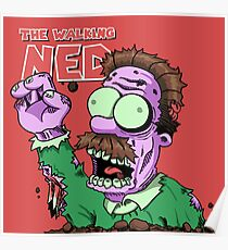 The Walking Ned Poster
