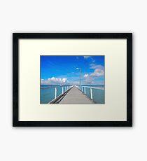 Beachport Framed Print