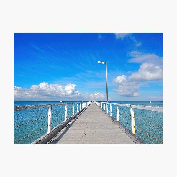 Beachport Photographic Print
