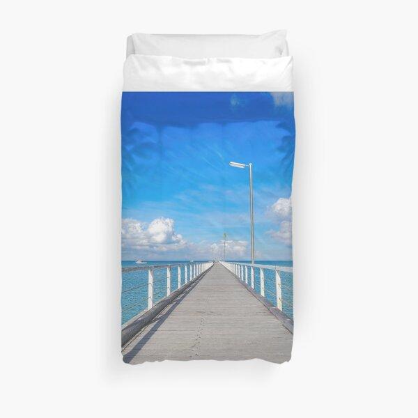 Beachport Duvet Cover