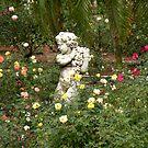 Flourish among the Roses by Rosalie Scanlon