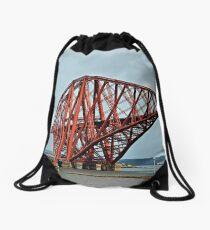 Victorian engineering - still working hard Drawstring Bag